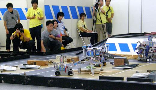 レスキューロボットコンテスト2013(2)-3