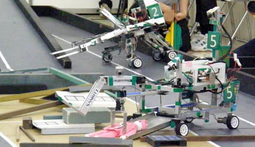 レスキューロボットコンテスト2013(2)-4