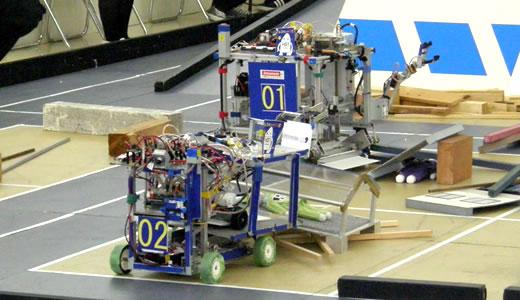 レスキューロボットコンテスト2013(3)-2
