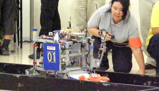 レスキューロボットコンテスト2013(3)-3