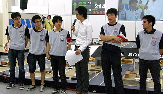 レスキューロボットコンテスト2013(3)-4