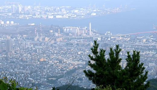 夏の六甲山は天国です(5)-1