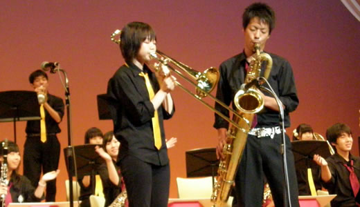 JAPAN STUDENT JAZZ FESTIVAL2013(3)-1