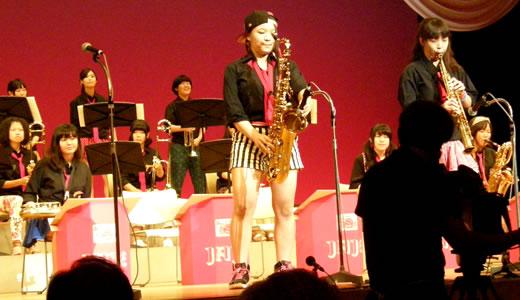 JAPAN STUDENT JAZZ FESTIVAL2013(3)-2
