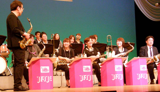 JAPAN STUDENT JAZZ FESTIVAL2013(4)-1
