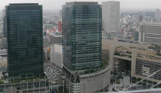 空中庭園@梅田スカイビル&オクトーバーフェスト(2)-2