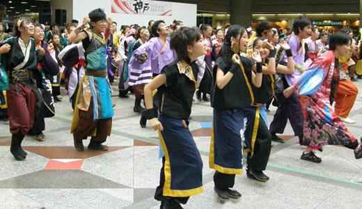 神戸よさこい祭2013-2