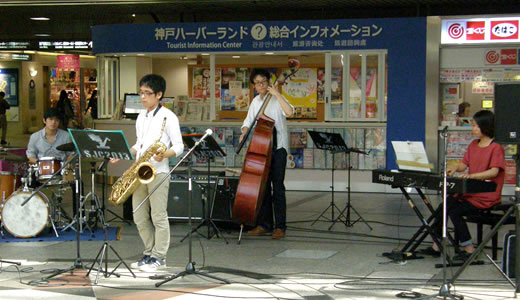 SWING JAZZ CRUISE in 神戸2013(2)-1