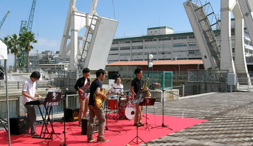 SWING JAZZ CRUISE in 神戸2013(2)-3
