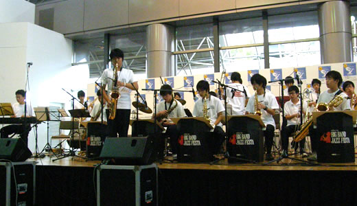 SWING JAZZ CRUISE in 神戸2013(3)-5