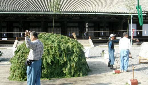 京都の秋2013・三十三間堂-4