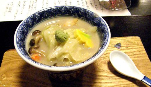 京都の秋2013・そば茶寮 澤正(2)-3