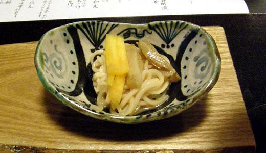 京都の秋2013・そば茶寮 澤正(2)-4