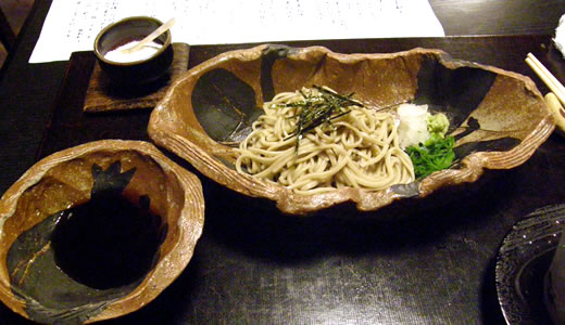 京都の秋2013・そば茶寮 澤正(2)-6