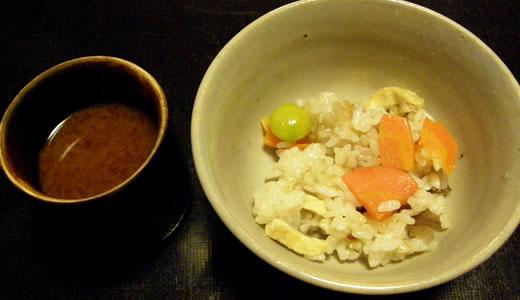京都の秋2013・そば茶寮 澤正(2)-7