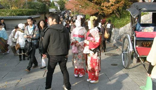 京都の秋2013・産寧坂&二寧坂-4