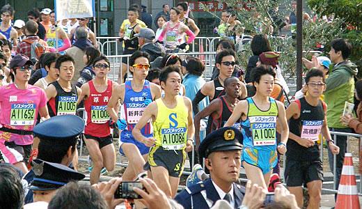 神戸マラソン2013-3