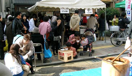 神戸酒心館蔵開き・WA・WA・WAまつり・ふかえハマのかに祭り-2
