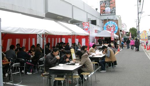 神戸酒心館蔵開き・WA・WA・WAまつり・ふかえハマのかに祭り-3