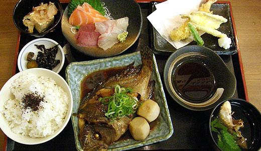 市場定食@神戸中央市場 駅前 六甲道店(3)