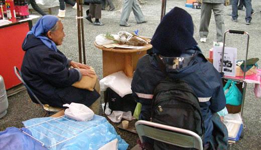 終い弘法@京都・東寺(3)-3