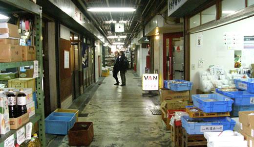 終い弘法@京都・東寺~京都市中央卸売市場-2