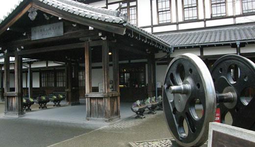 終い弘法@京都・東寺~梅小路蒸気機関車館-1