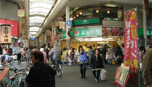 尼崎三和商店街の歳末-1