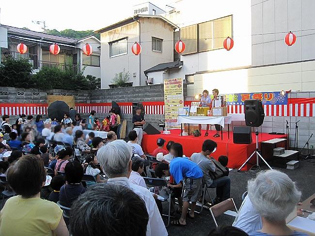 平野の祇園さんの夏祭り♪