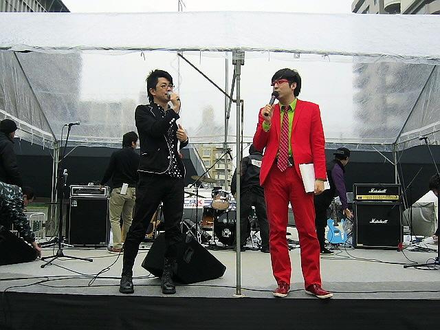 商店街・市場「自慢の逸品展」@六甲道♪ワタナベフラワー最高!!