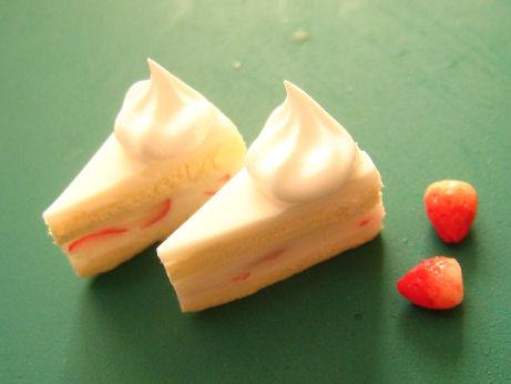 イチゴのショートケーキ140112