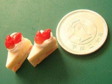 イチゴのショートケーキ140113