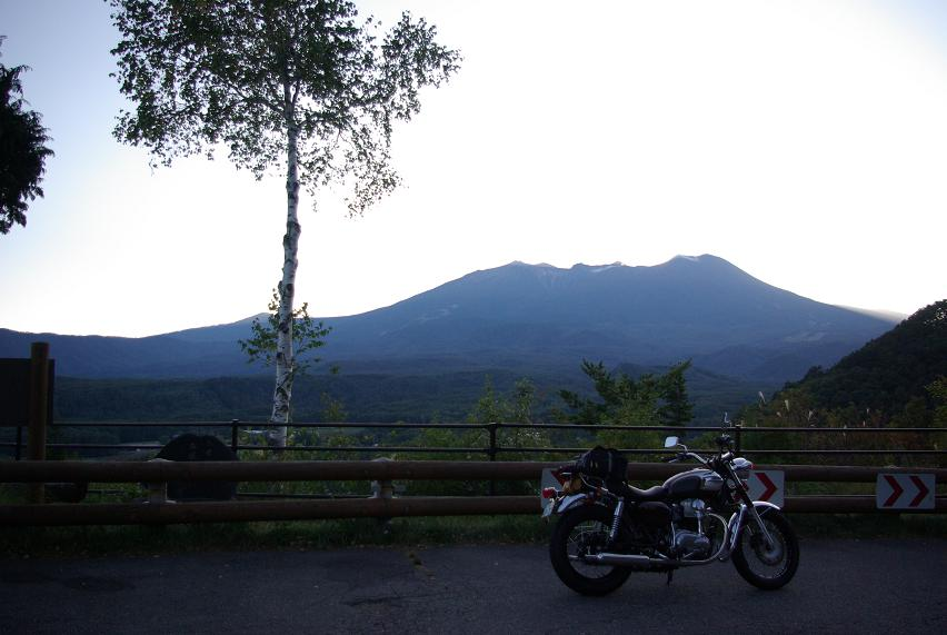 九蔵峠サンセット02