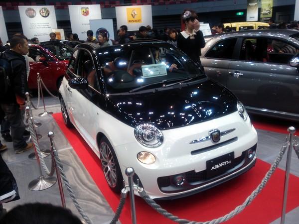広島輸入車ショー2013④