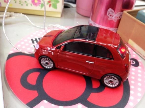 FIAT500マウス②