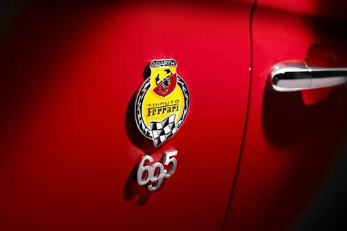 アバルト695トリブートフェラーリ?