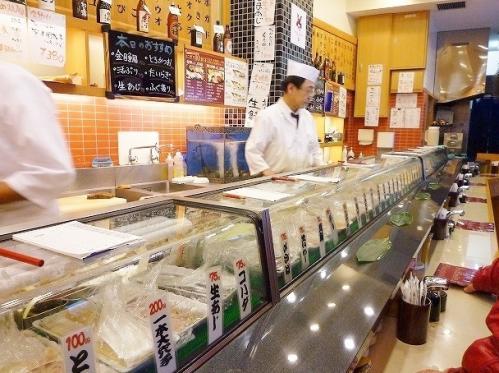 立ち食い寿司屋