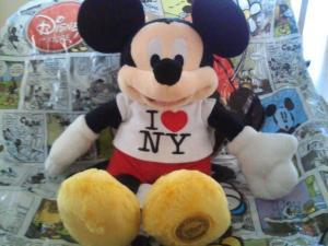 NYミッキー