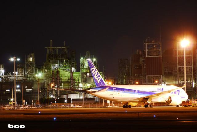 夜・787と帝人