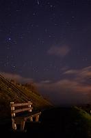 星降るベンチ