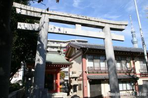 牛島神社(墨田区本所)5