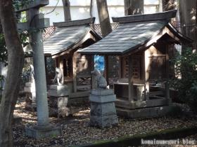 八坂神社(武蔵野市境)3
