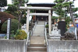 浅間神社(練馬区北町)4