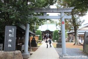 徳丸北野神社(板橋区徳丸)11