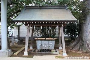 徳丸北野神社(板橋区徳丸)12