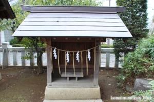 徳丸北野神社(板橋区徳丸)19