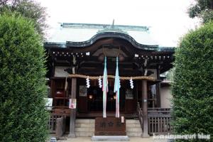 徳丸北野神社(板橋区徳丸)24