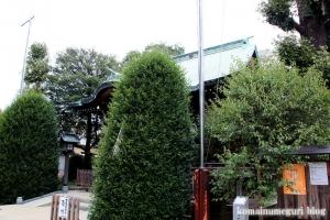 徳丸北野神社(板橋区徳丸)25