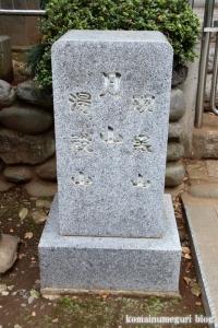 徳丸北野神社(板橋区徳丸)6