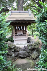 徳丸北野神社(板橋区徳丸)3